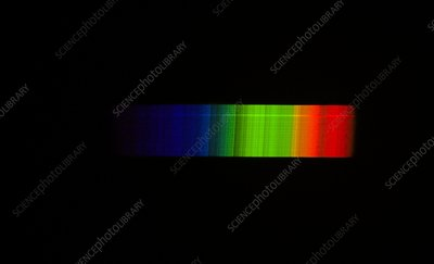 Betelgeuse emission spectrum