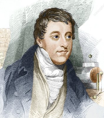 Humphry Davy, English chemist
