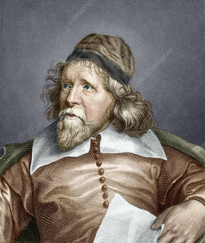Inigo Jones, English architect