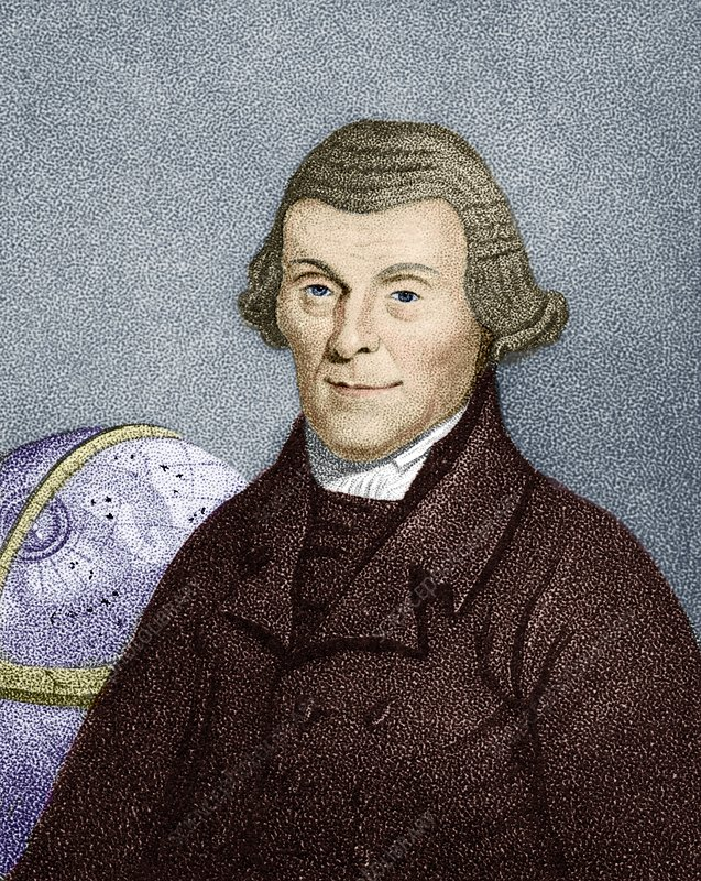 Henry Andrews, English astronomer