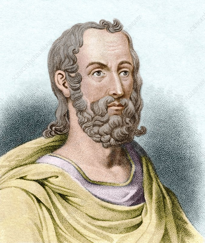 Pliny the Elder, Roman naturalist