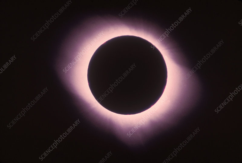 Total Solar Eclipse with Corona