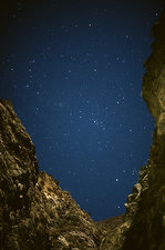 Constellations and Canyon