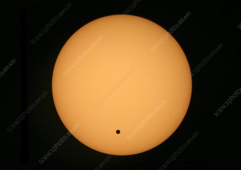 Transit of Venus, 8th June 2004