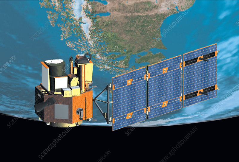 Earth Observing-1 spacecraft