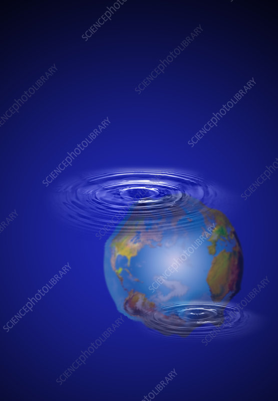Earth Underwater