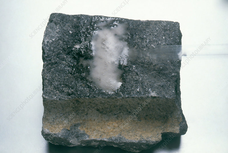 Solubility of Limestone