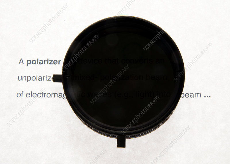 Polarized Filters (1 of 2)