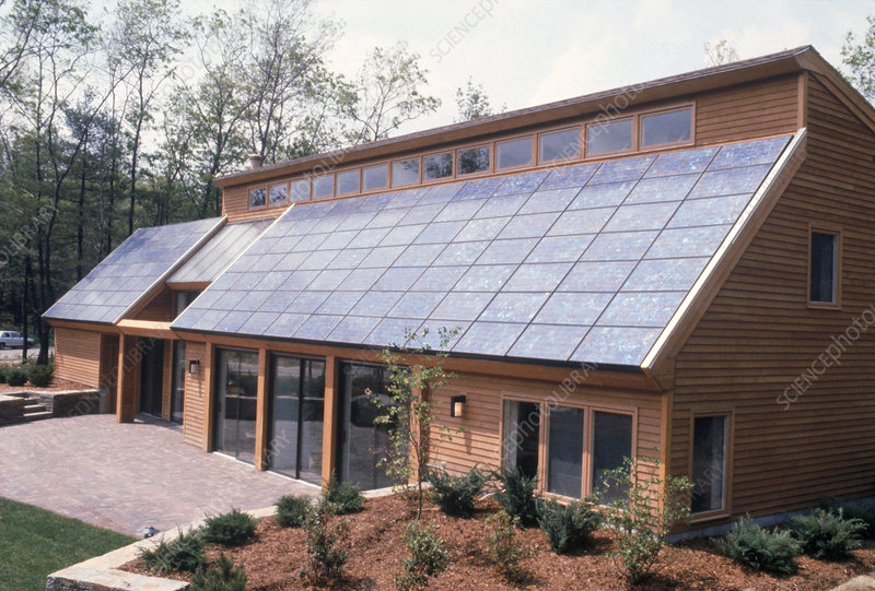 Photovoltaic House