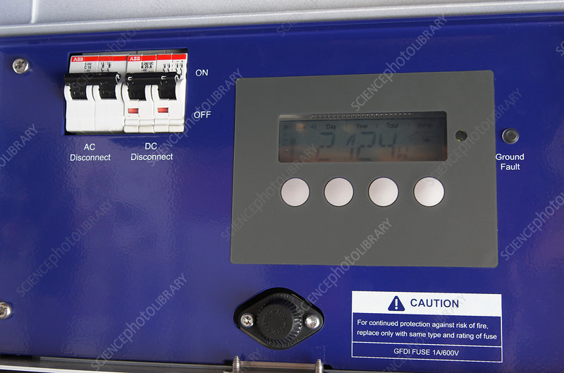 Inverter for Home Solar Energy