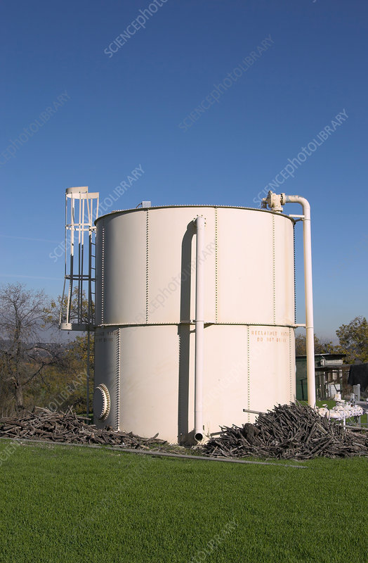Reclaimed Water Tank