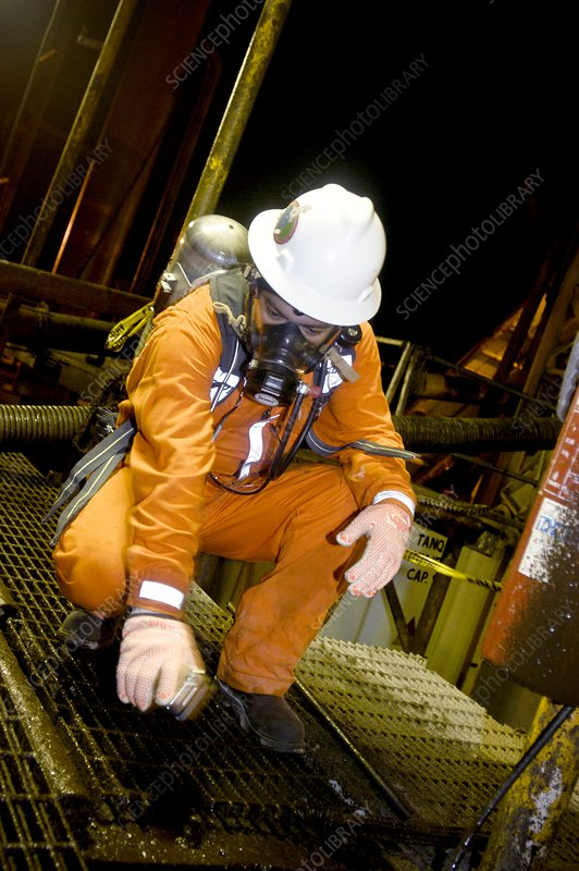 Oil industry safety tests