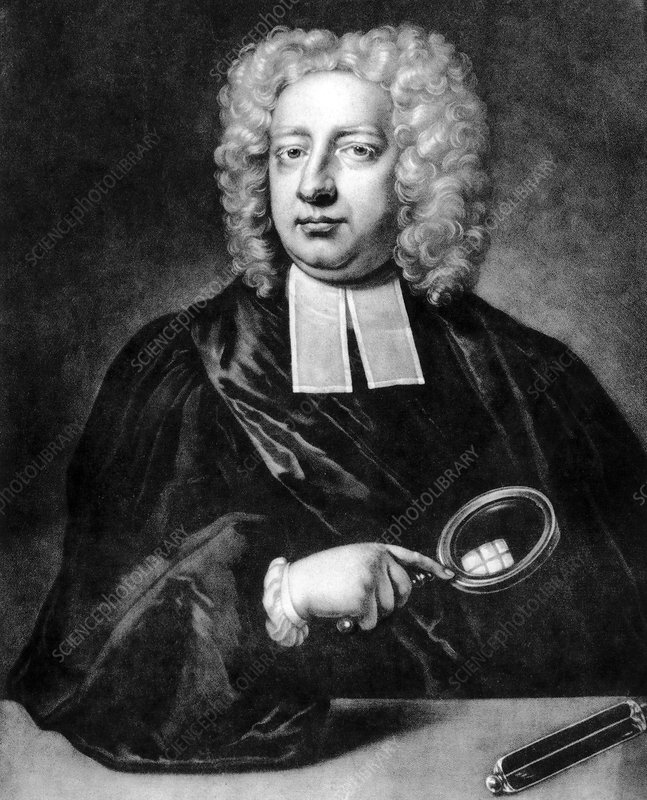 John Desaguliers, French physicist