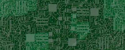 Printed circuit board, artwork