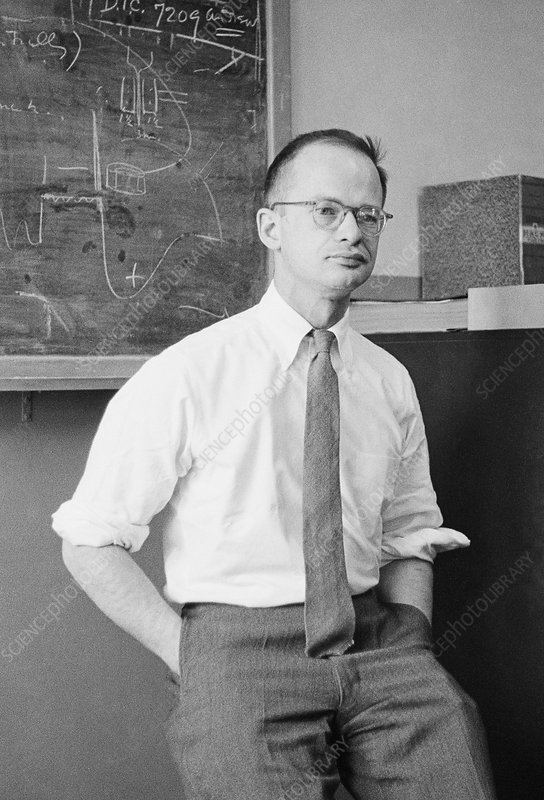 Walter Pitts, US mathematician