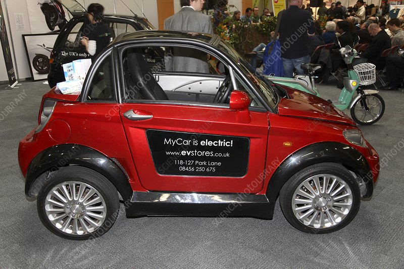 NICE electric car