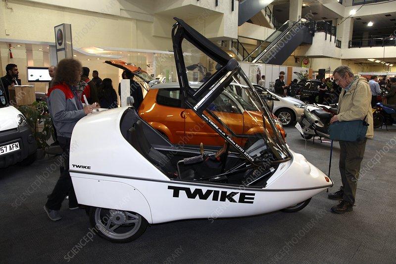 Twike electric car