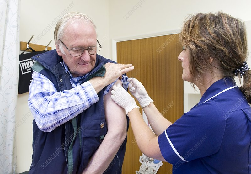 Seasonal flu vaccination