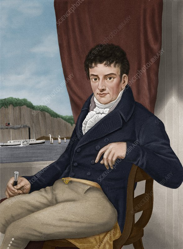 Robert Fulton, American engineer