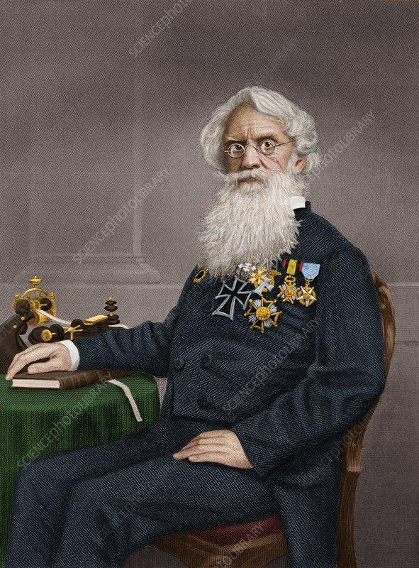 Samuel Morse, American inventor