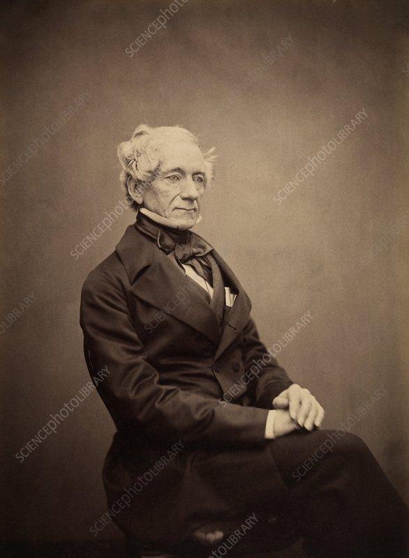 Frederick Beechey, British geographer