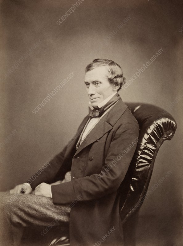Thomas Graham, Scottish chemist