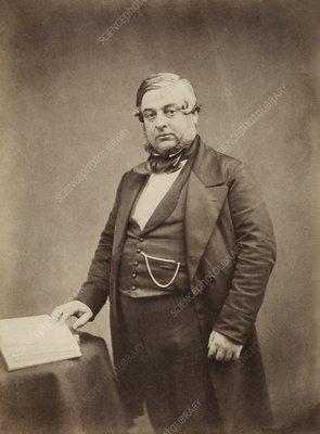 Warren de la Rue, British astronomer