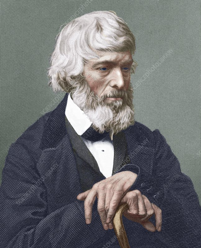 Thomas Carlyle, Scottish author