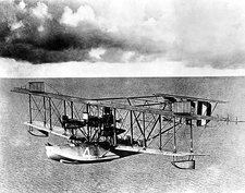 First transatlantic flight, May 1919