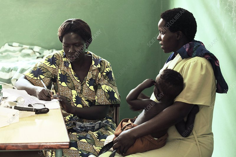Child healthcare, Uganda