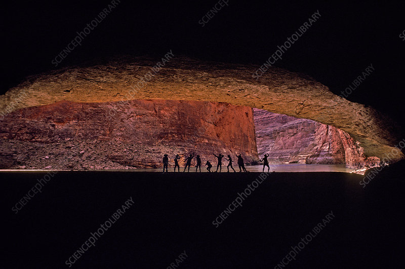 Red Wall Cavern