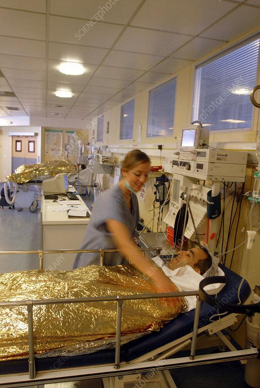 Resume General Ward Nurse
