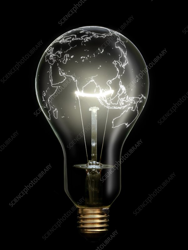 Global electricity supplies
