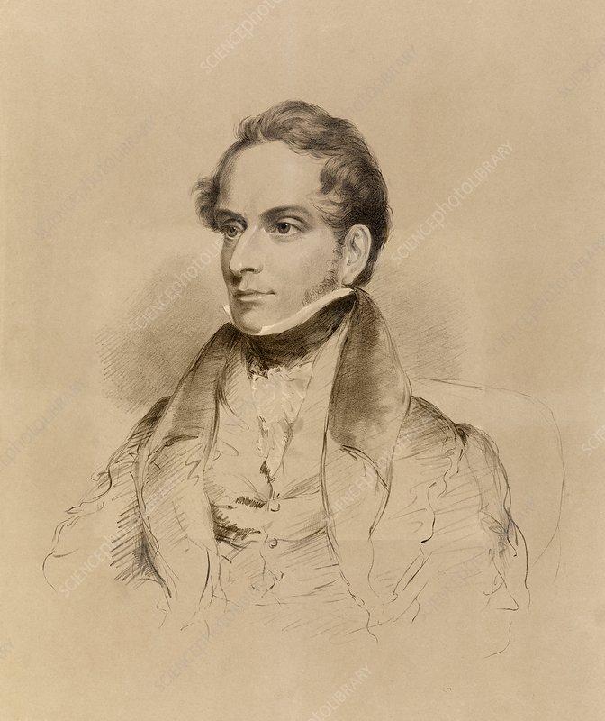Decimus Burton, British architect