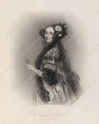 Ada Countess of Lovelace, mathematician