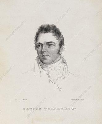 Dawson Turner, British botanist