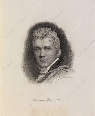 Edward Clarke, mineralogist and traveller