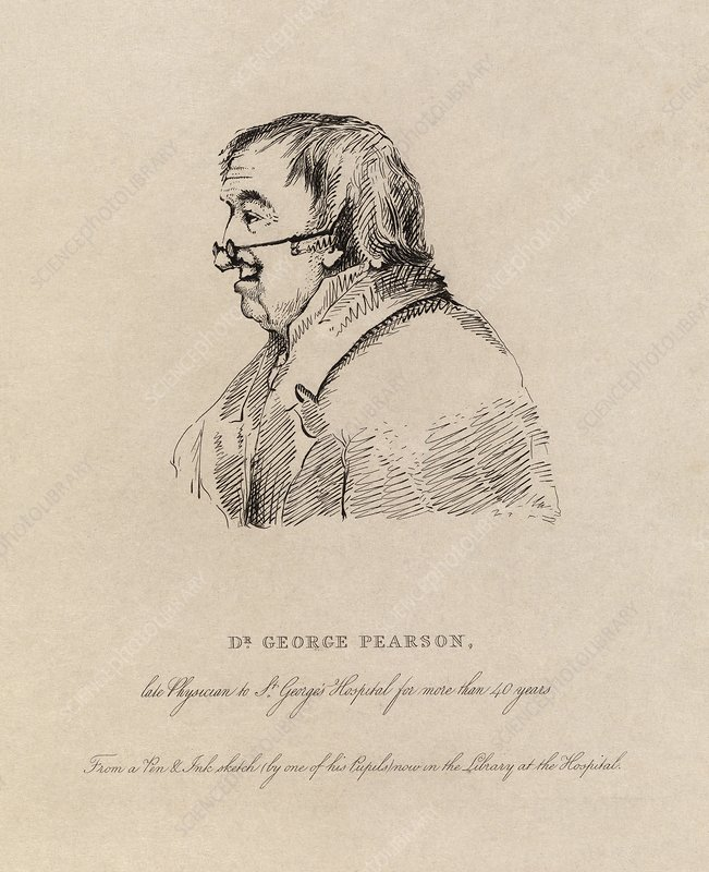 George Pearson, English physician