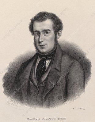 Carlo Metteucci, Italian physician