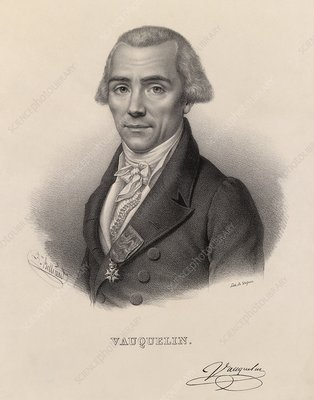 Louis Vauquelin, French chemist