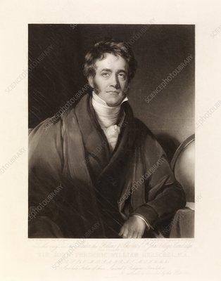 Sir John Herschel, British astronomer