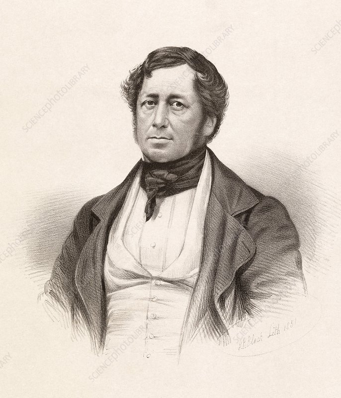 Charles Hullmandel, English lithographer