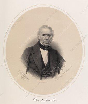 Sir David Brewster, Scottish physicist