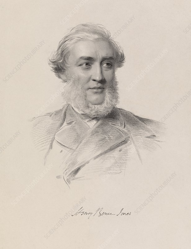 Henry Bence Jones, English chemist