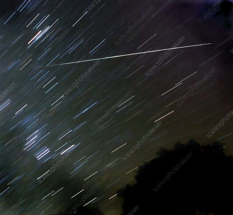 2009 Geminid meteor shower
