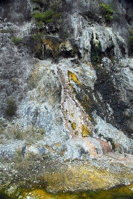 Geothermal springs, New Zealand