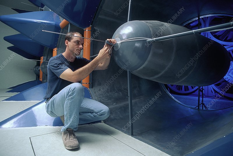 Wind tunnel construction