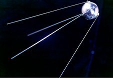 Sputnik 1, Soviet spacecraft