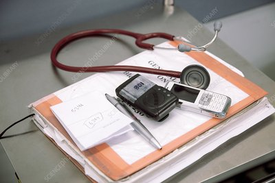 Doctor's equipment