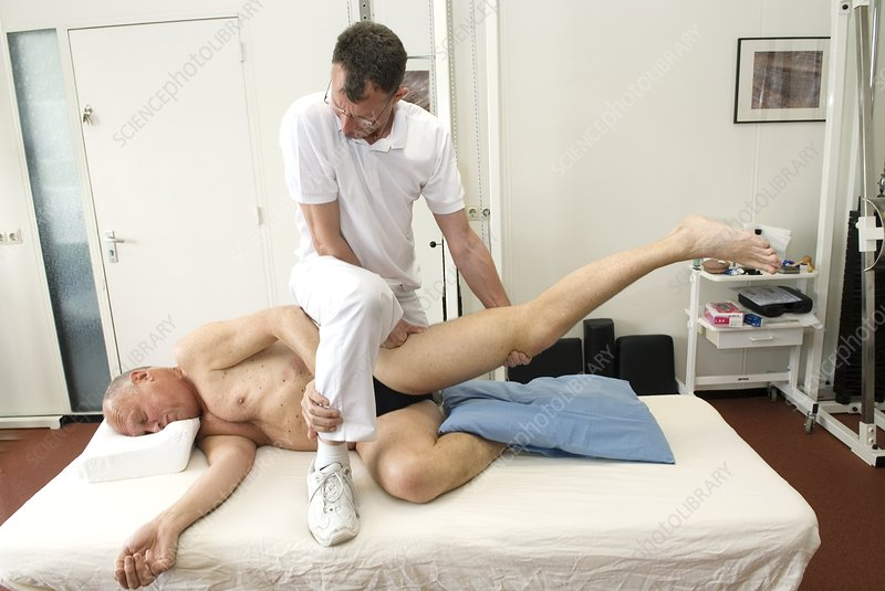Rolfing massage therapy